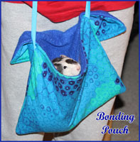 Bonding Pouch With Rat
