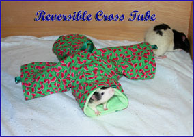 Reversible Cross Tube Hammock